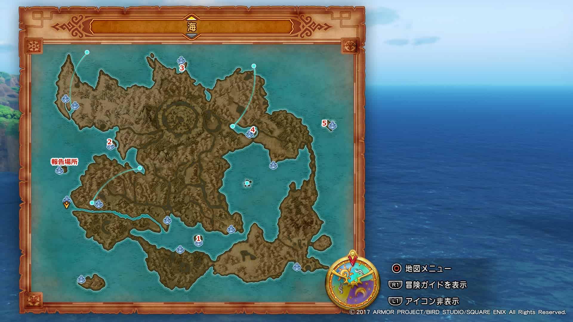 海全体マップ
