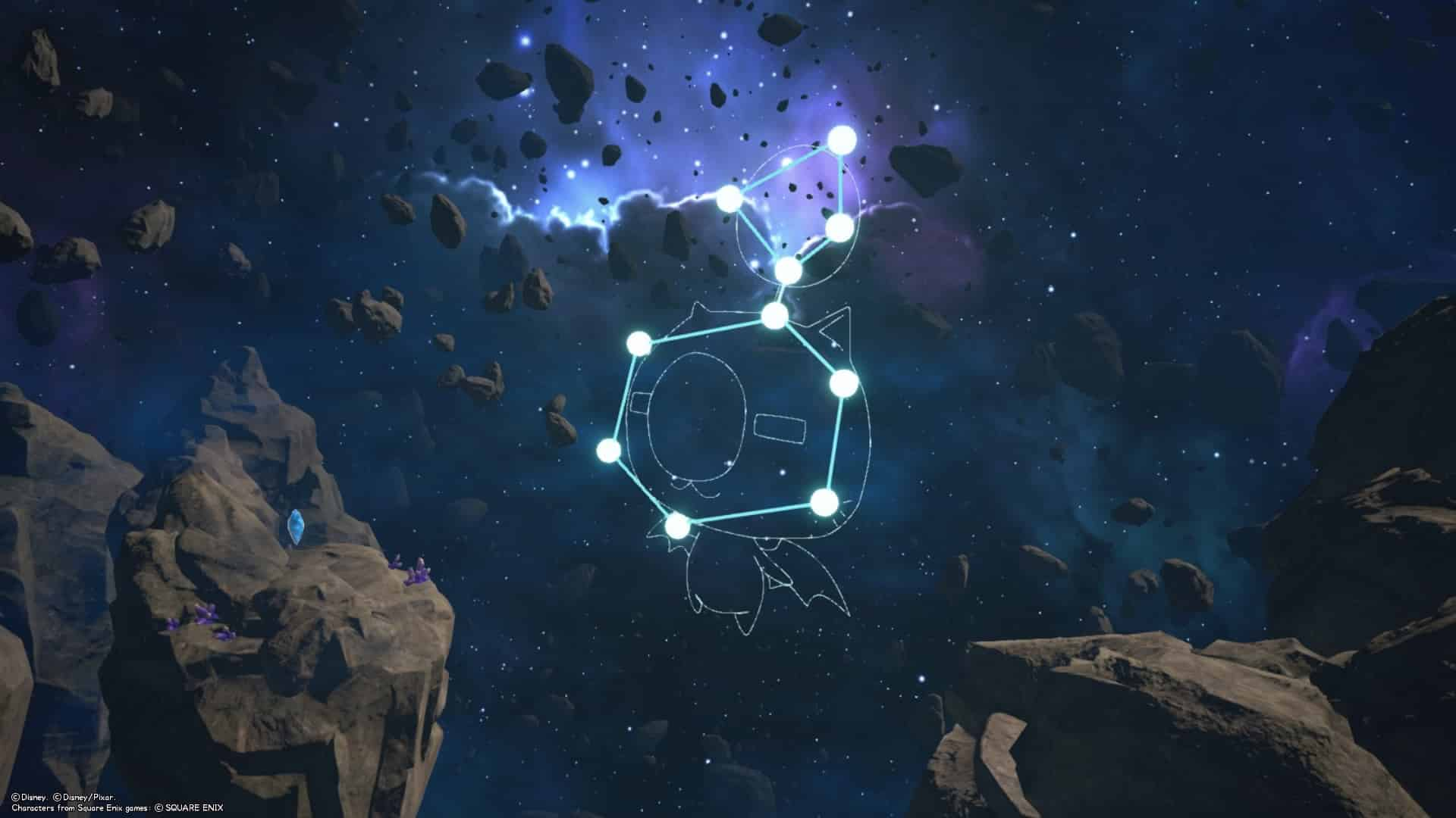 モーグリ星座