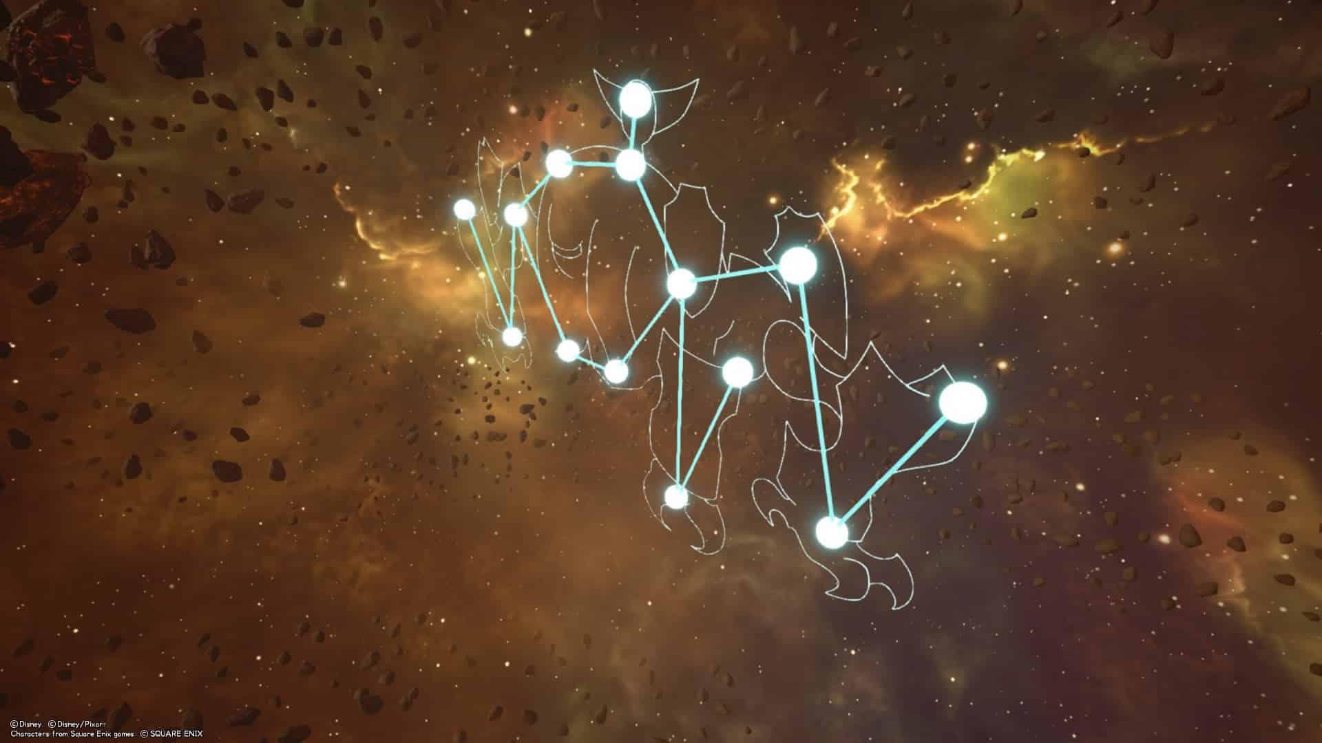 オメガ星座