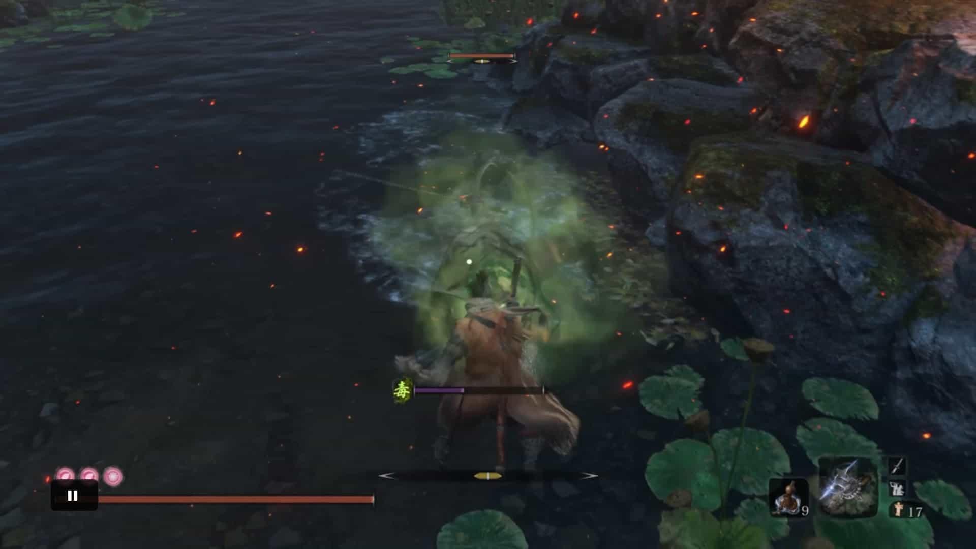 孤影衆釣りだし3